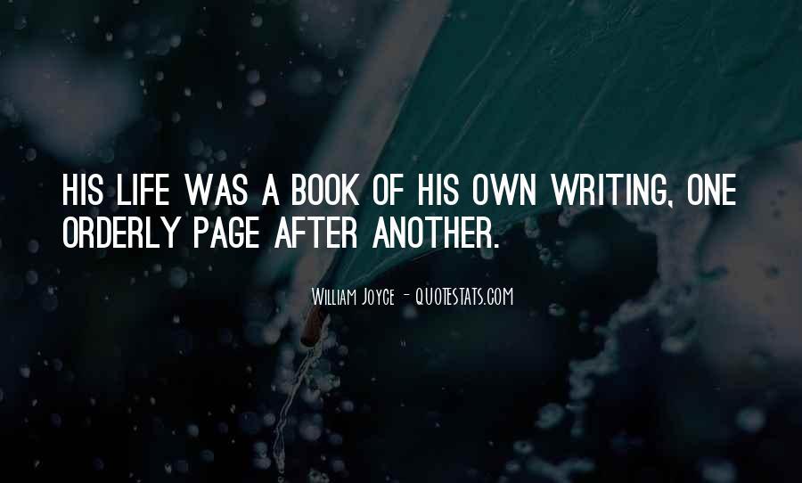 William Joyce Quotes #1531347
