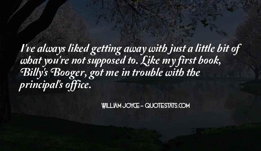 William Joyce Quotes #1603865