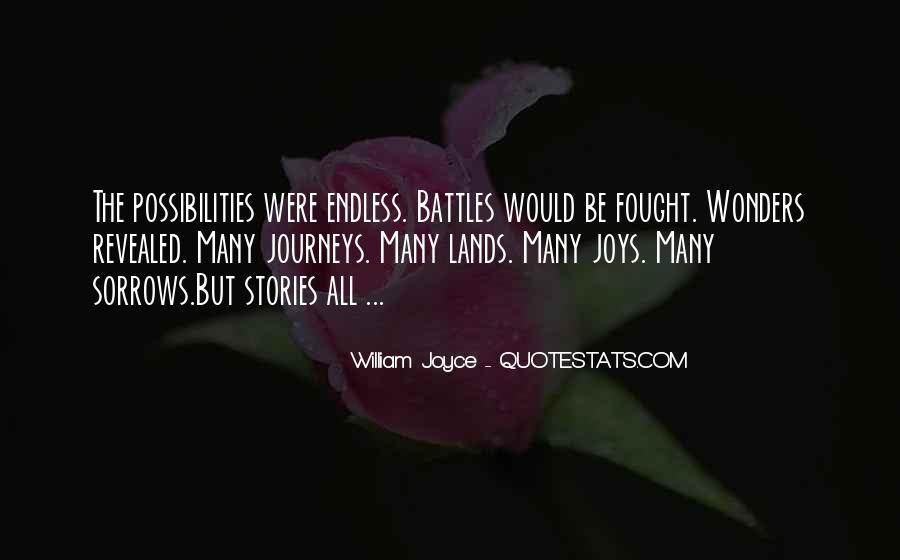 William Joyce Quotes #1691283