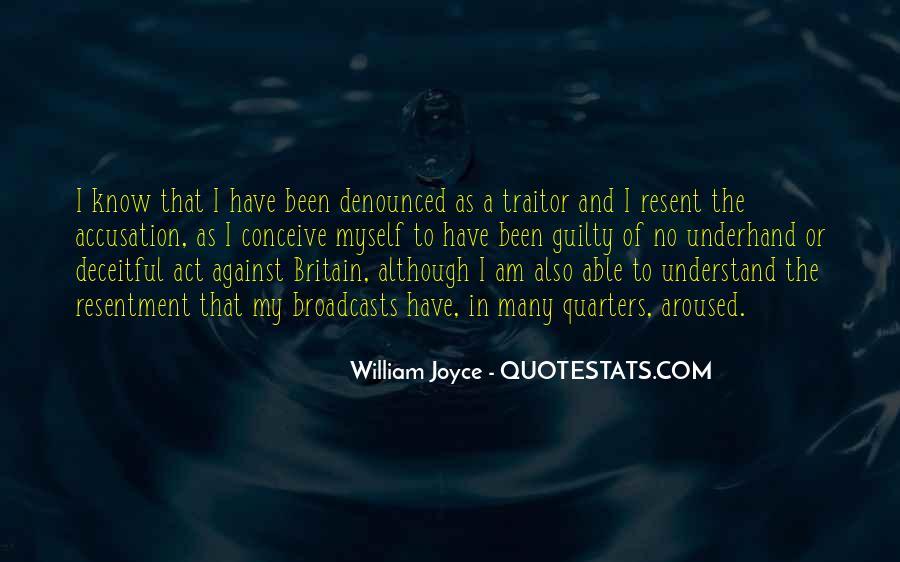 William Joyce Quotes #1764774