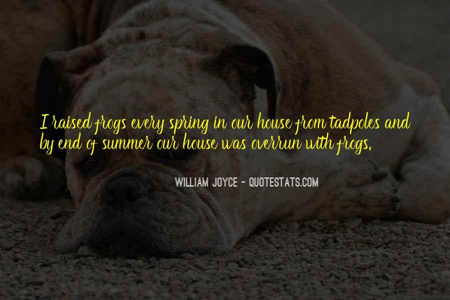 William Joyce Quotes #532172