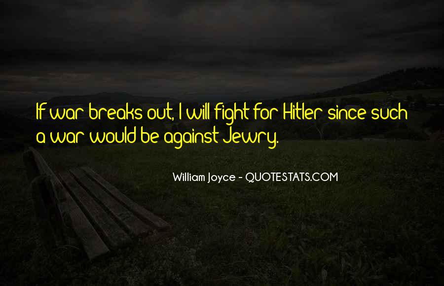 William Joyce Quotes #667246