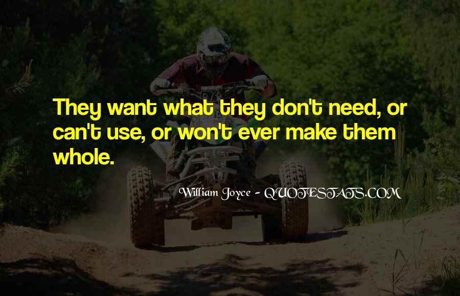 William Joyce Quotes #793564