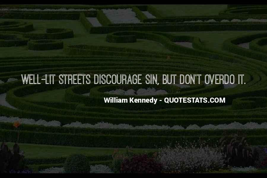 William Kennedy Quotes #845002