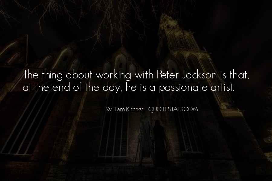 William Kircher Quotes #1205483