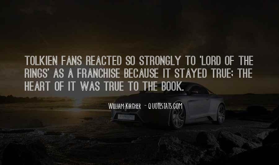 William Kircher Quotes #1550955