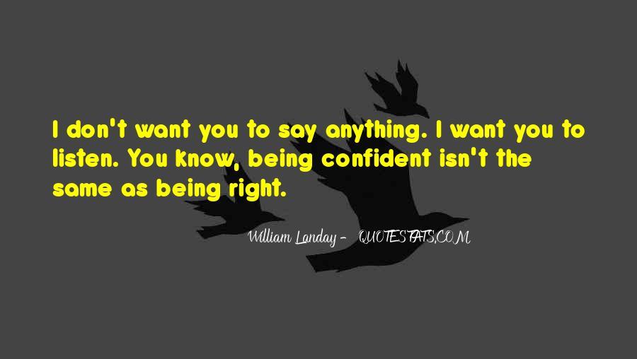 William Landay Quotes #1059109