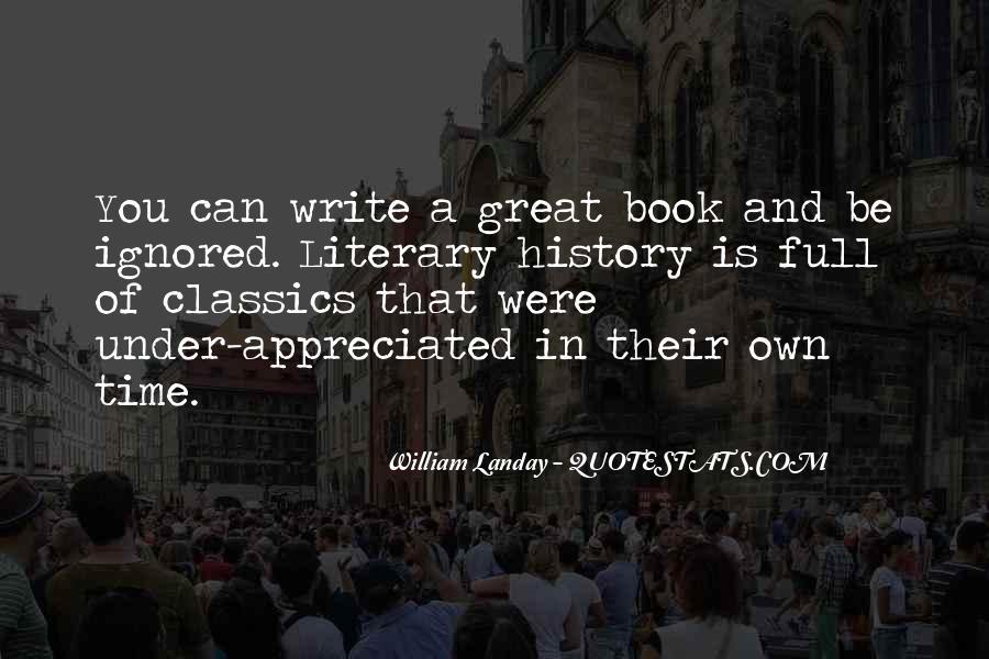 William Landay Quotes #1096054