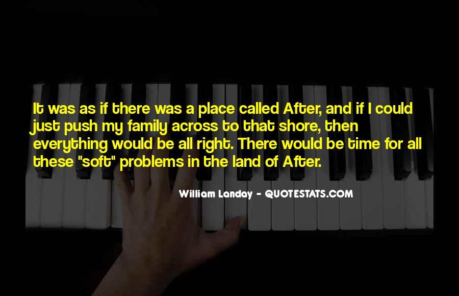William Landay Quotes #1096529