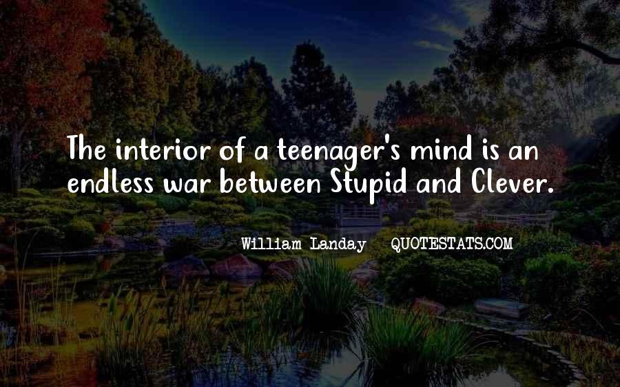 William Landay Quotes #1355352