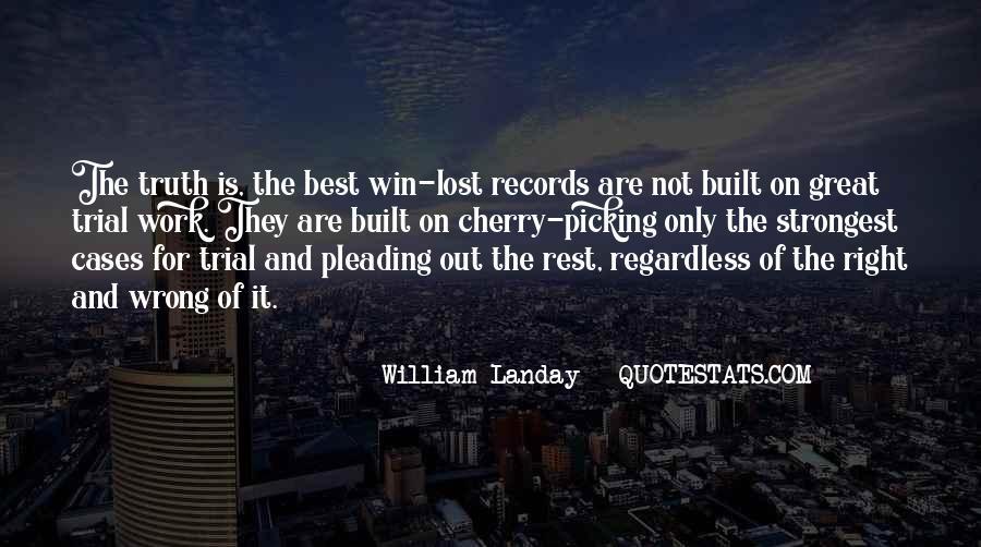 William Landay Quotes #1428854