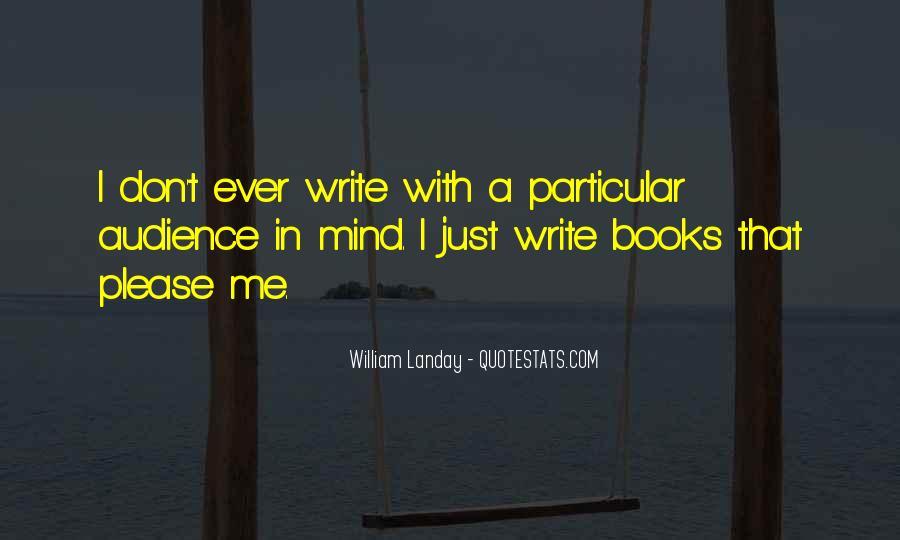 William Landay Quotes #153129