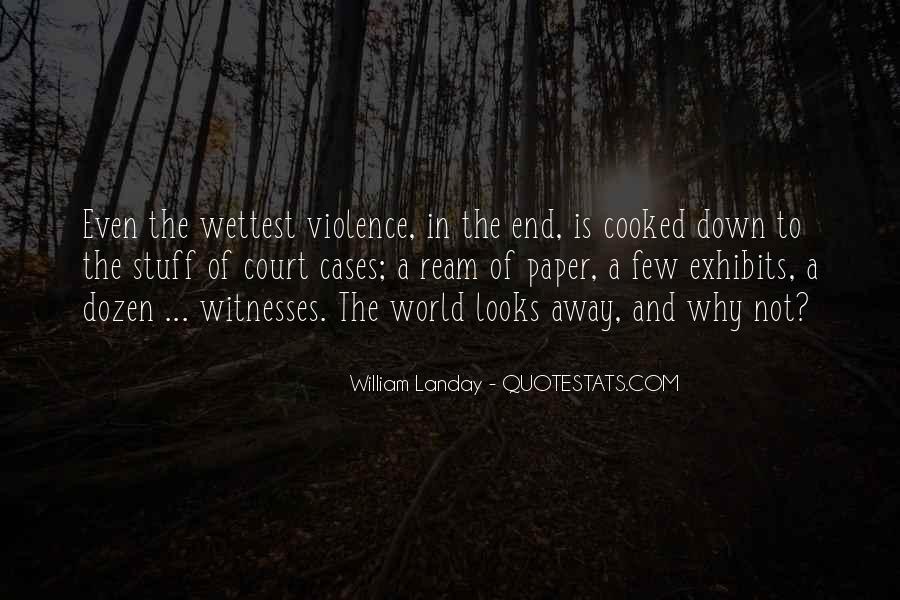 William Landay Quotes #159152