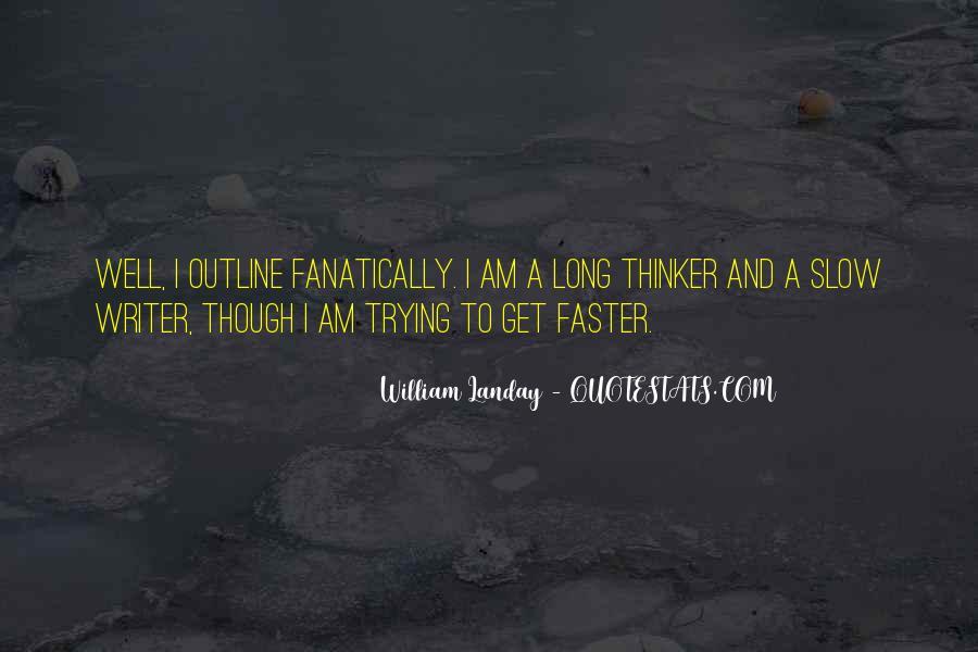 William Landay Quotes #256557
