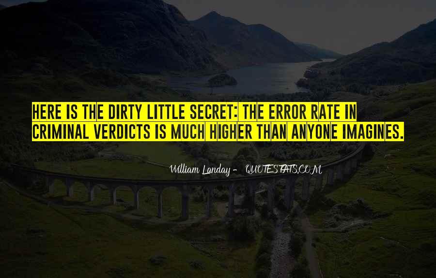 William Landay Quotes #588953