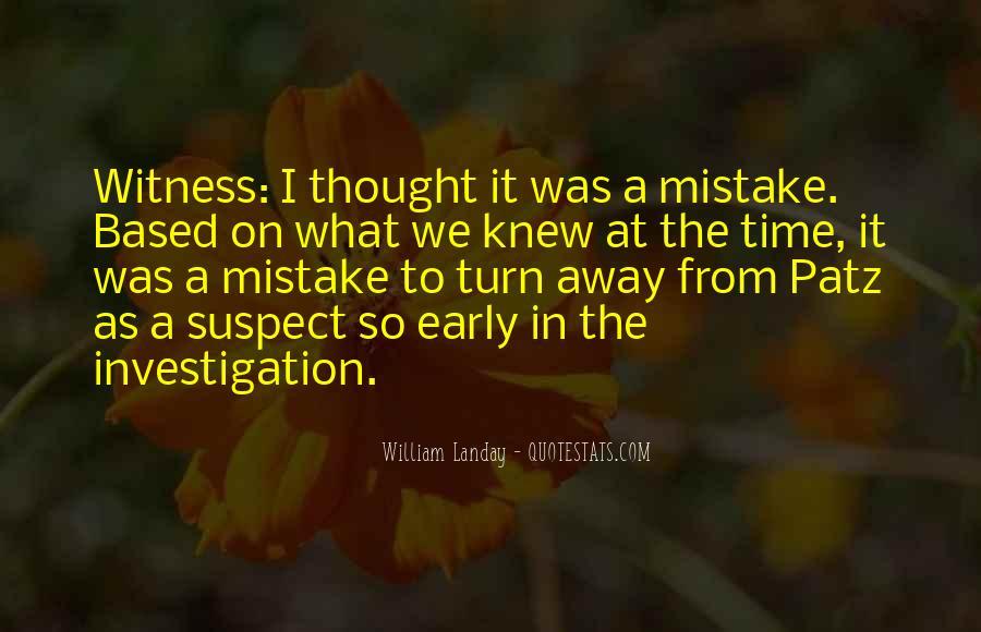 William Landay Quotes #680017