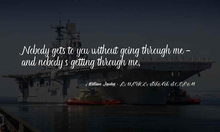 William Landay Quotes #690030