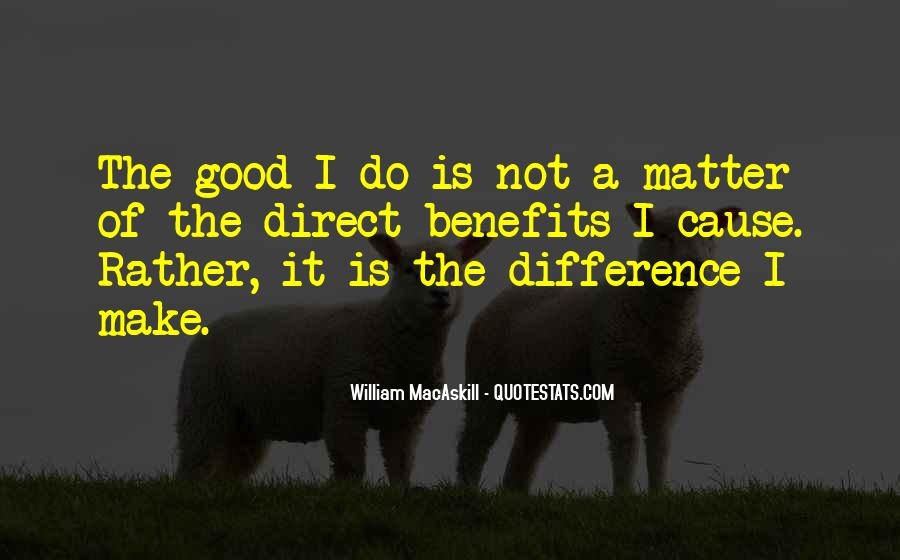 William MacAskill Quotes #1747010