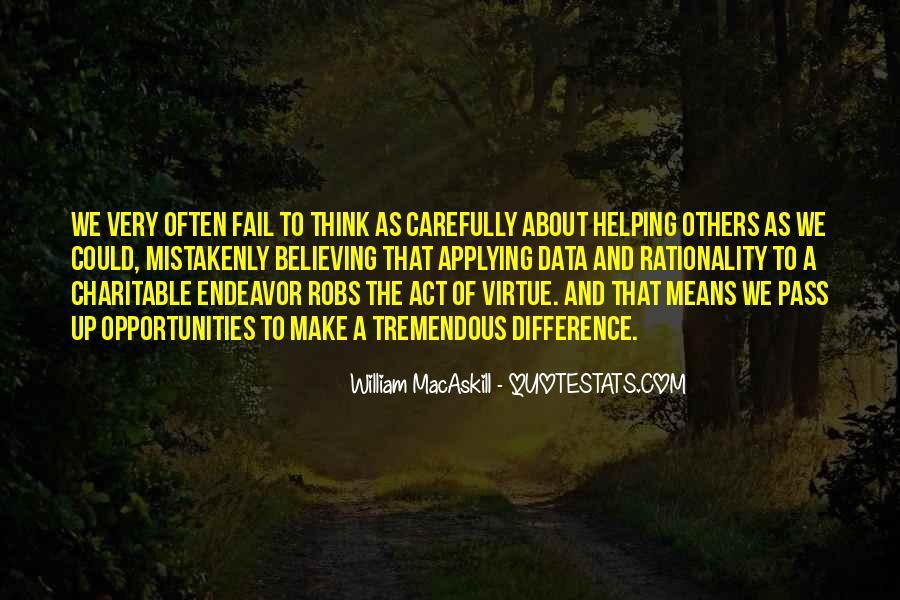 William MacAskill Quotes #344666