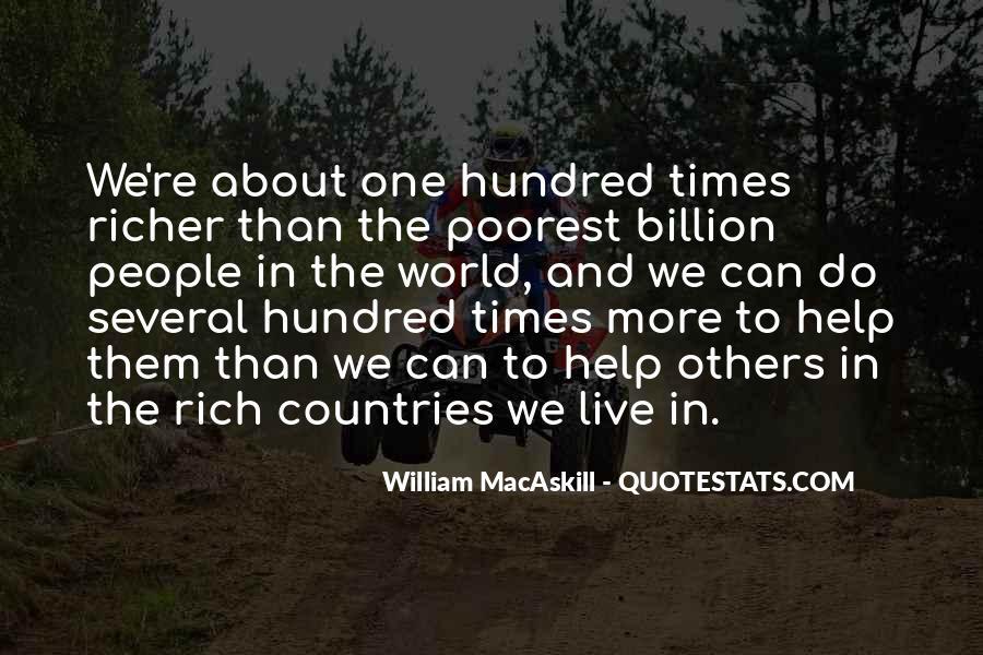 William MacAskill Quotes #454773