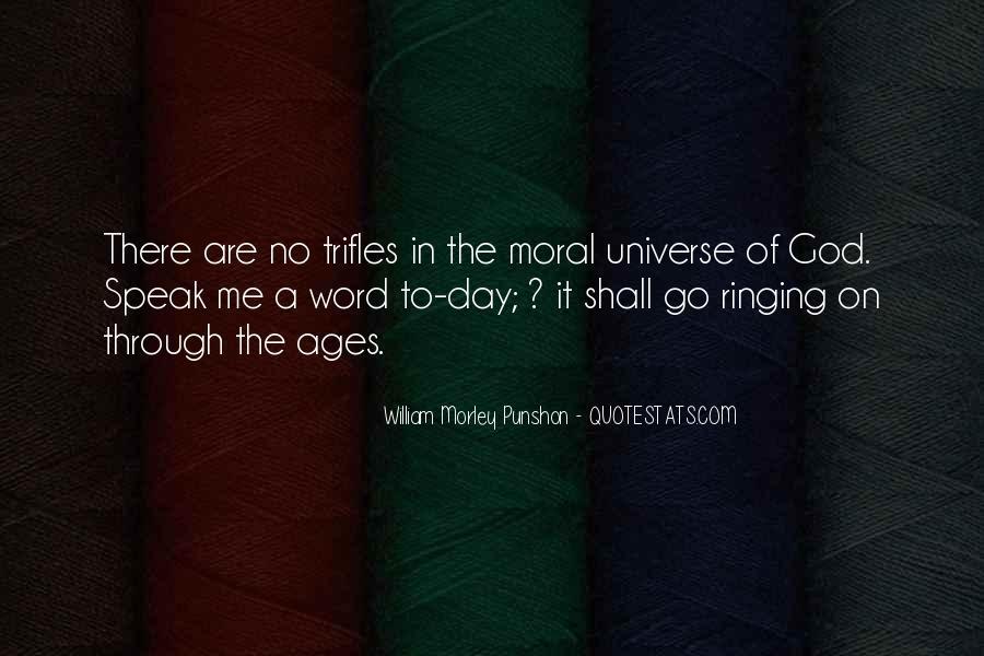 William Morley Punshon Quotes #241410