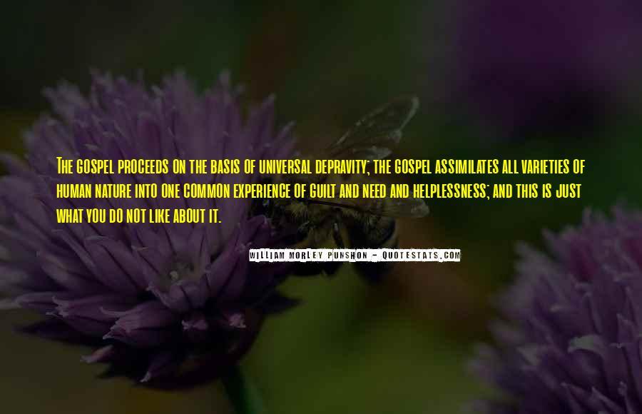 William Morley Punshon Quotes #706891