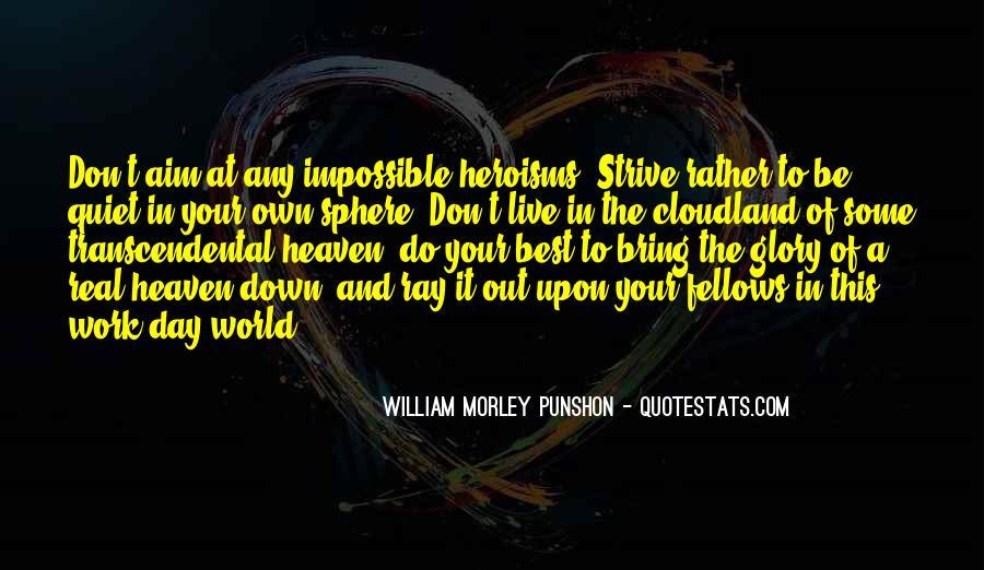 William Morley Punshon Quotes #722939