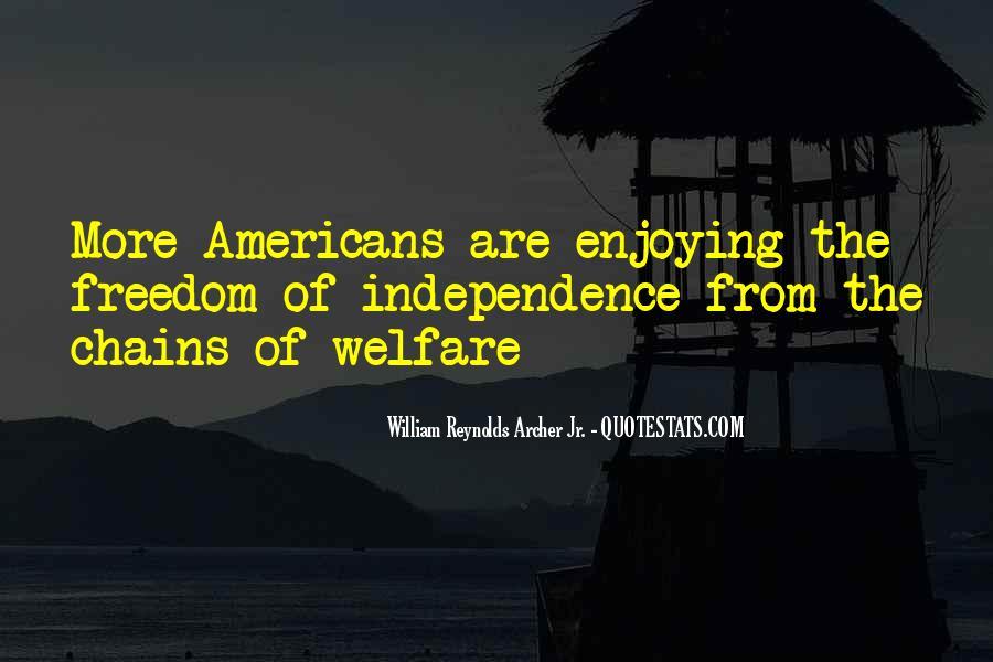 William Reynolds Archer Jr. Quotes #1835224