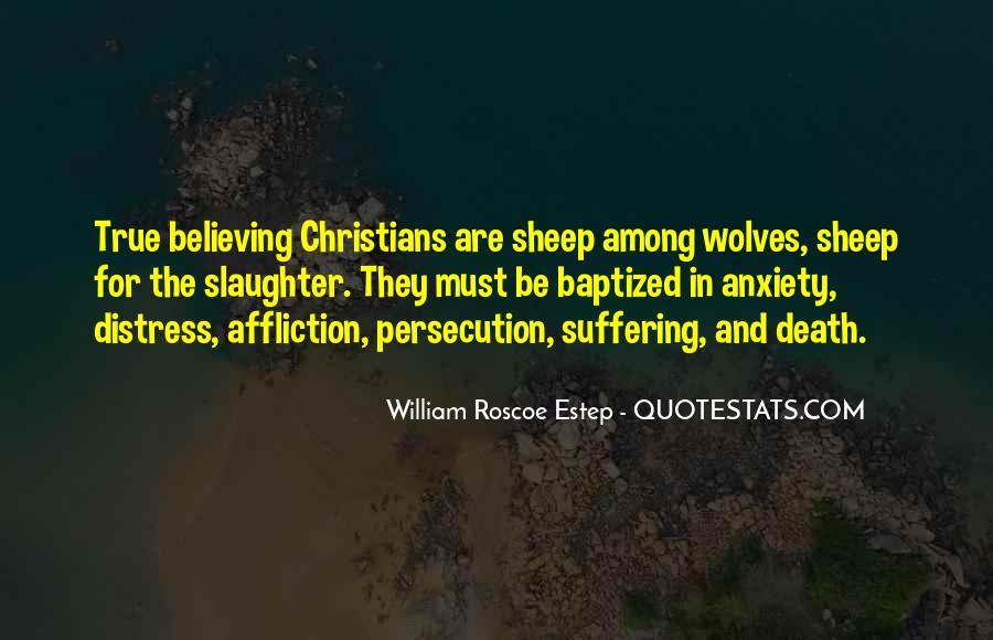 William Roscoe Estep Quotes #1114959