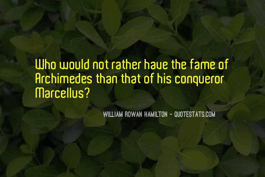 William Rowan Hamilton Quotes #1035727