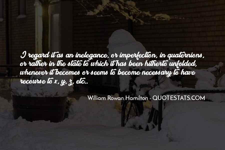 William Rowan Hamilton Quotes #462772