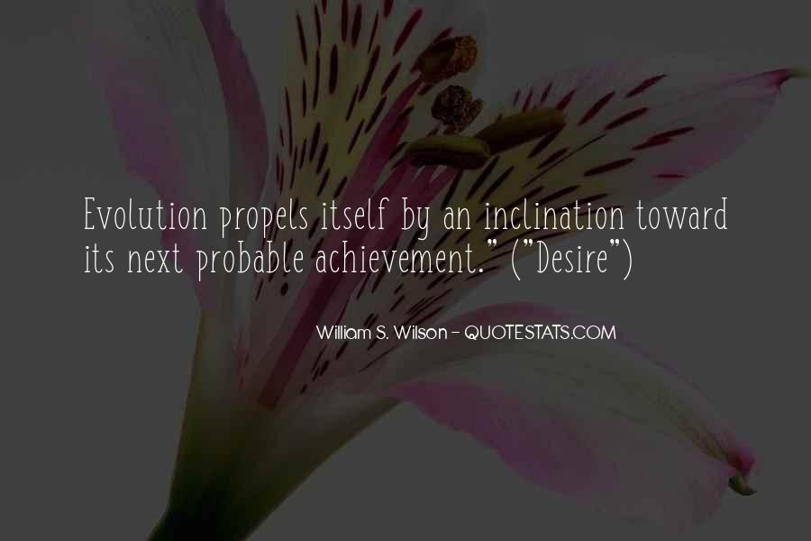 William S. Wilson Quotes #794425