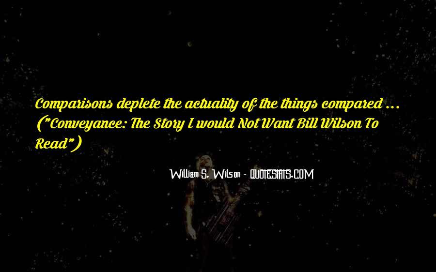 William S. Wilson Quotes #982496