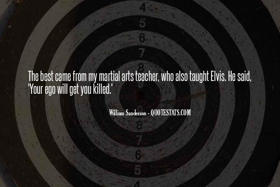 William Sanderson Quotes #81436