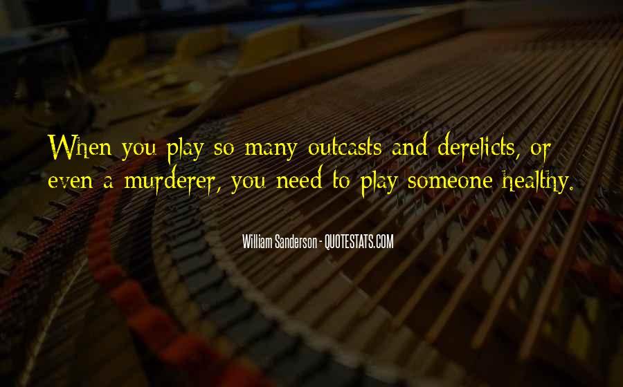 William Sanderson Quotes #968901