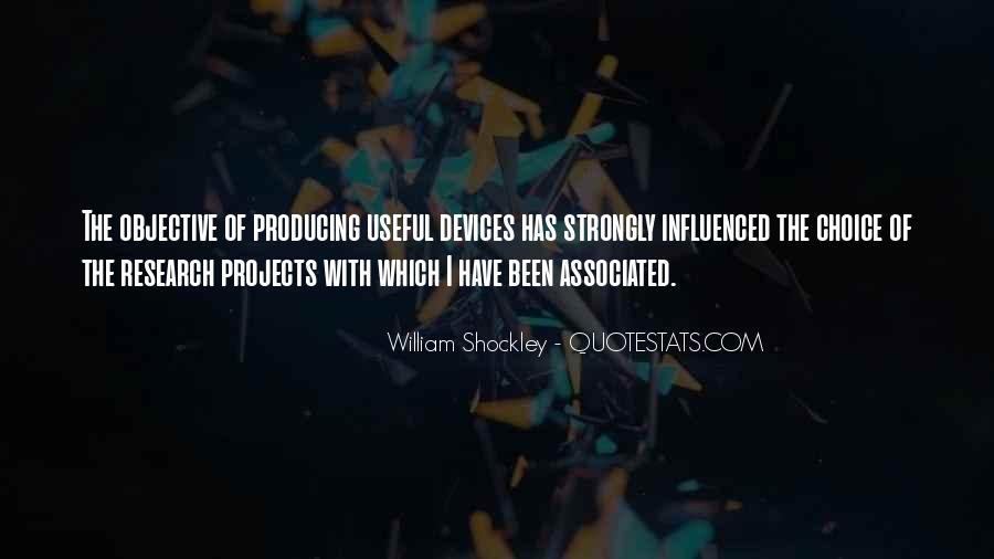 William Shockley Quotes #1025346