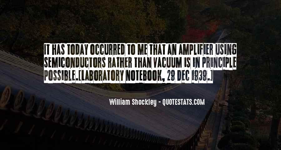 William Shockley Quotes #1034362