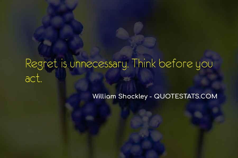 William Shockley Quotes #804675