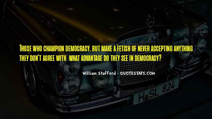 William Stafford Quotes #1067383