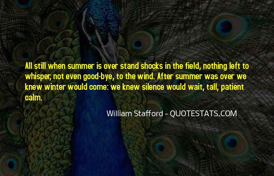 William Stafford Quotes #1090573