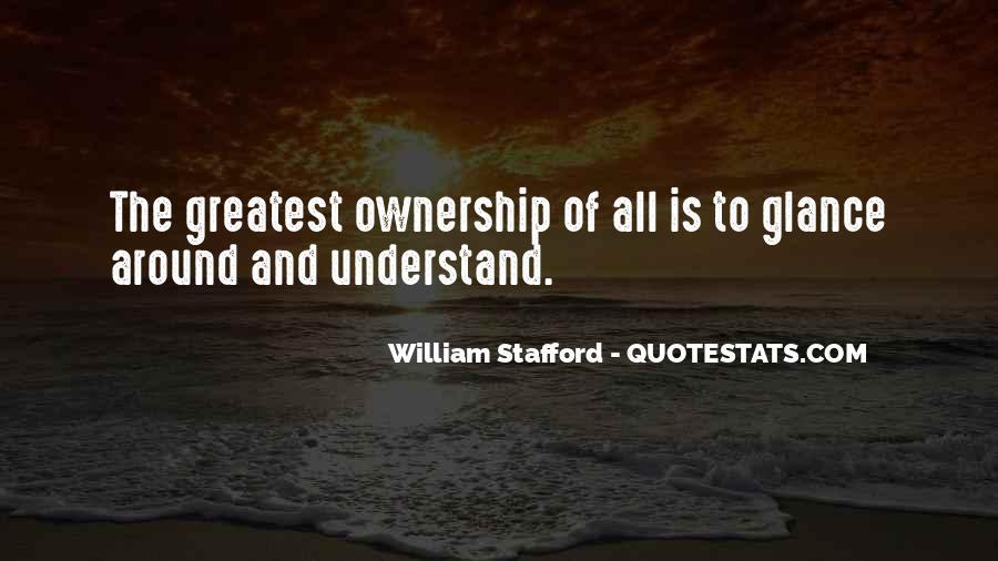 William Stafford Quotes #1093574
