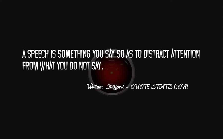 William Stafford Quotes #1308622