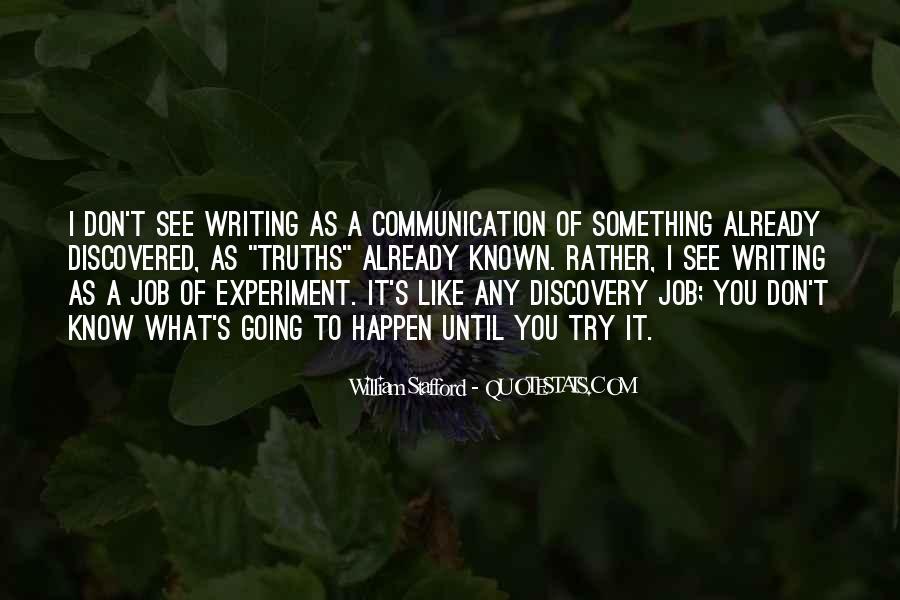 William Stafford Quotes #1354718