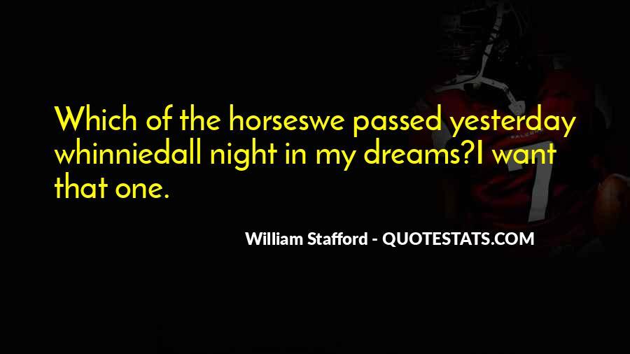 William Stafford Quotes #1391047