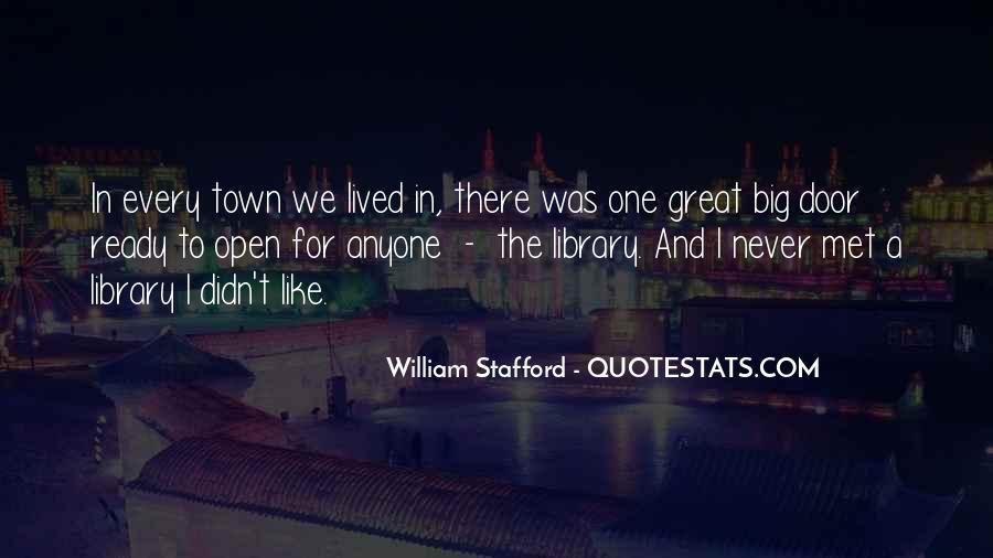 William Stafford Quotes #1418574