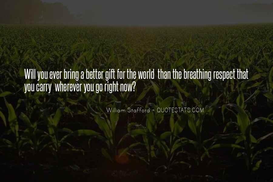 William Stafford Quotes #146640