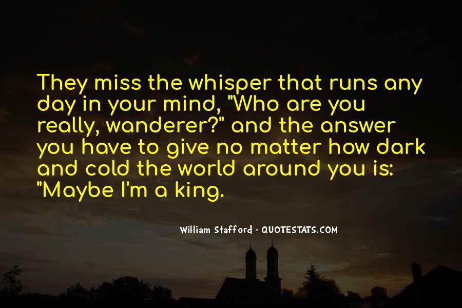 William Stafford Quotes #1476823