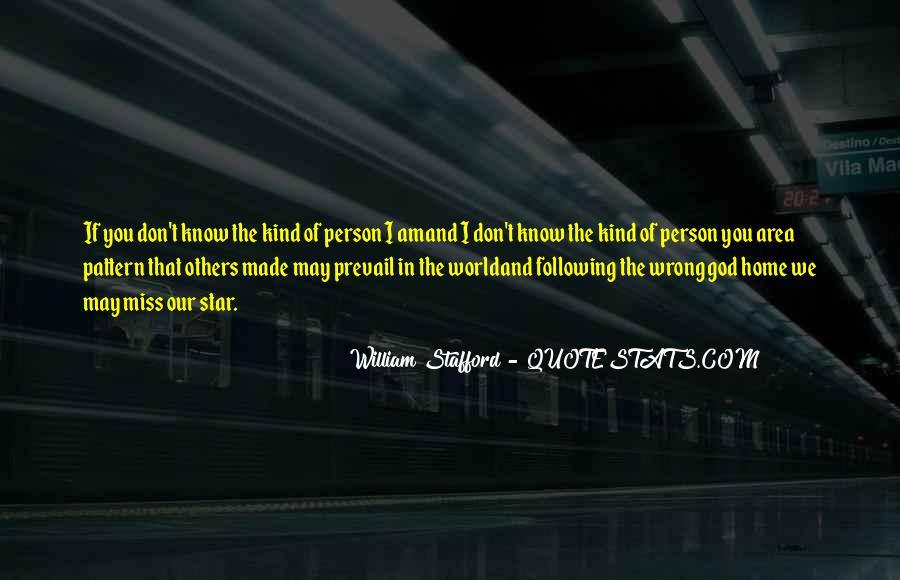 William Stafford Quotes #149429