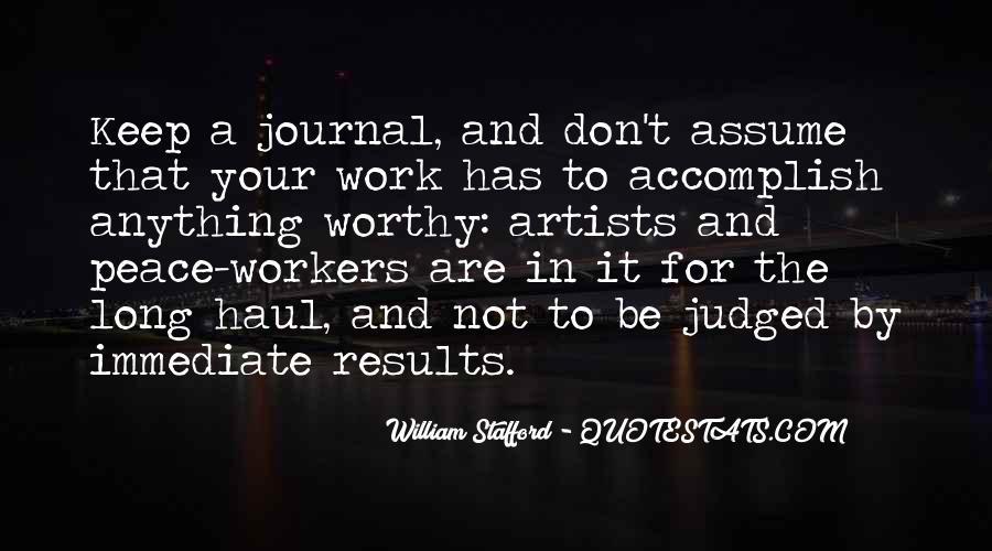 William Stafford Quotes #1533884
