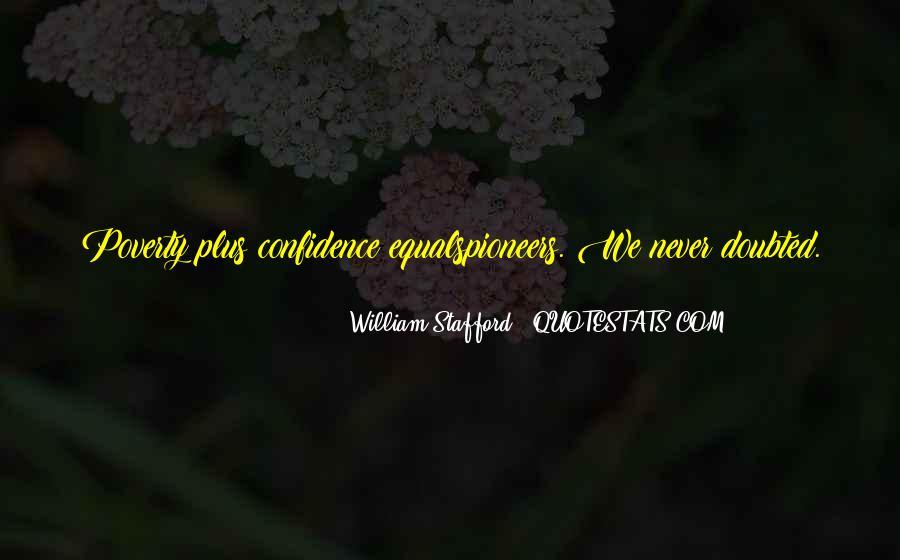 William Stafford Quotes #1538325